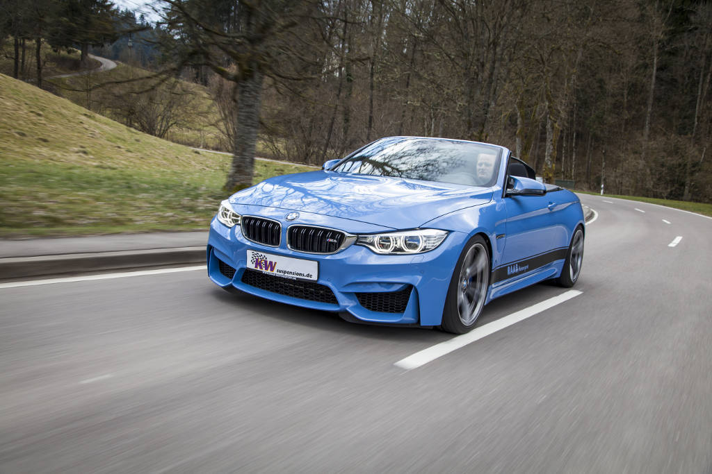 low KW BMW M4 Cabrio 001