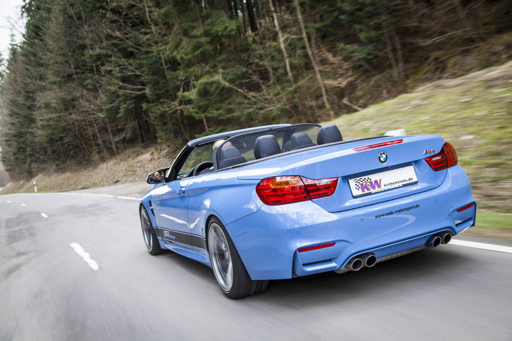 low KW BMW M4 Cabrio 002