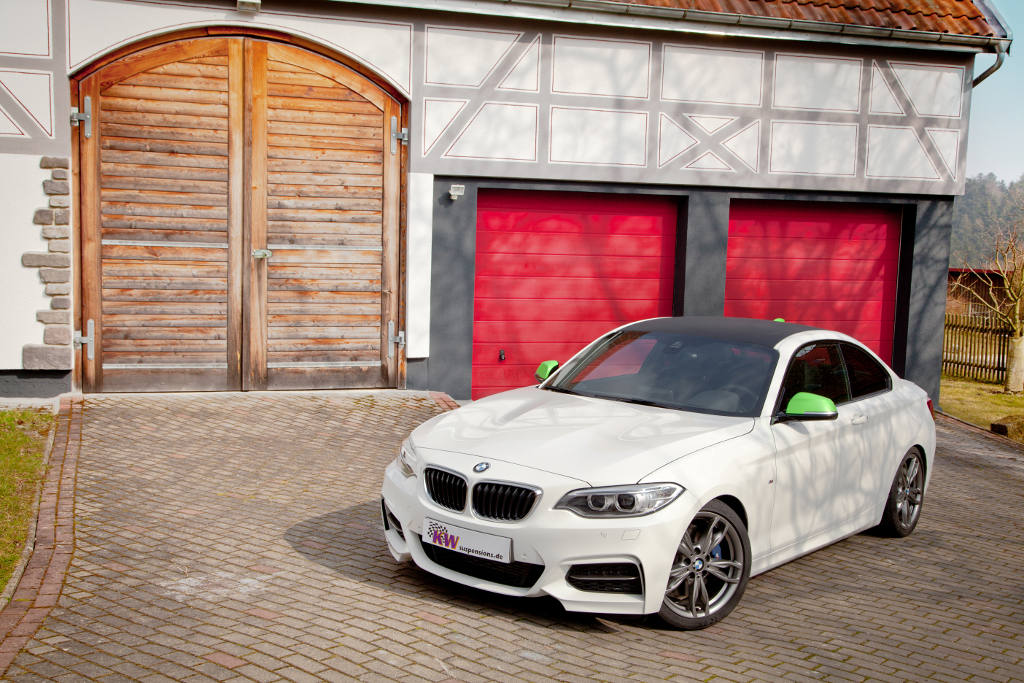 Kit Suspension BMW serie 2 1
