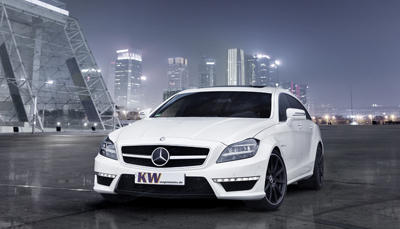 KW MercedesBenz CLS 63 AMG Shooting Break Front t
