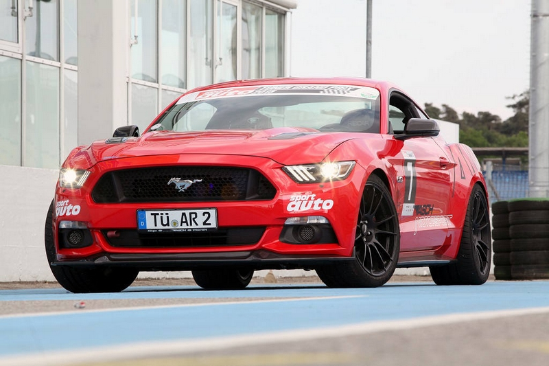 low KW V3 Ford Mustang Standaufnahme01
