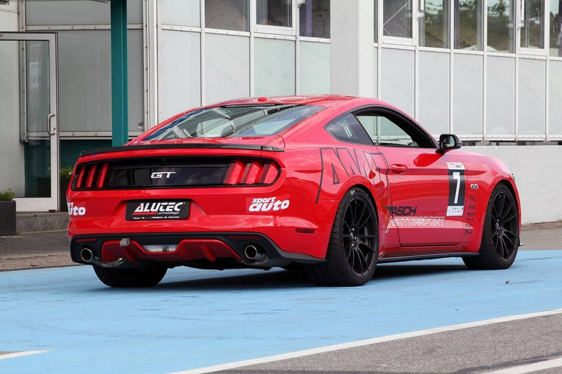 low KW V3 Ford Mustang Standaufnahme02