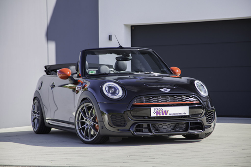 low KW Mini JCW Cabrio TypF57 02