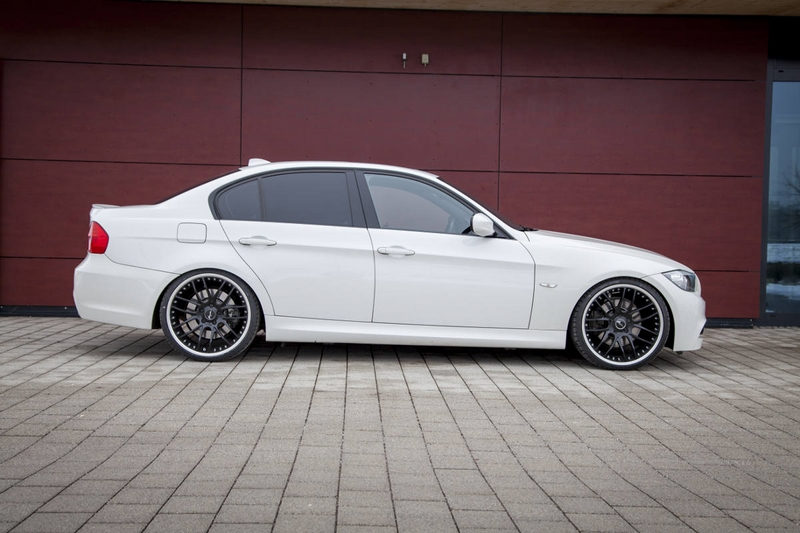 KW BMW 3er E90 low
