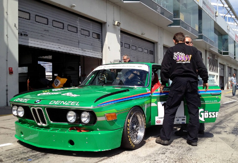KW SteinMotorsport BMW E9 low