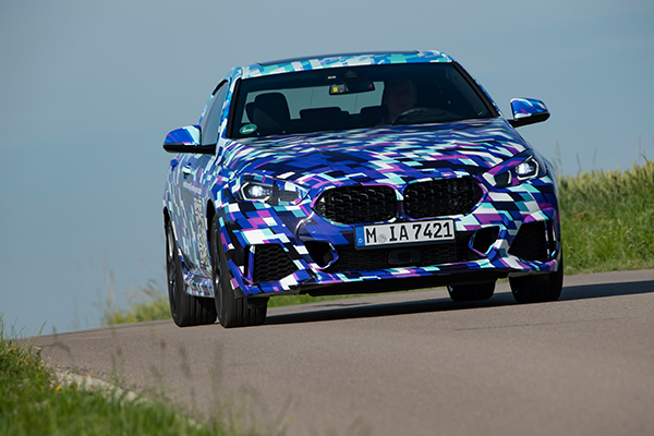 BMW Serie 2 Gran Coupe 20201
