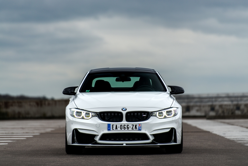 BMW M4 Coupe Tour Auto Edition 4