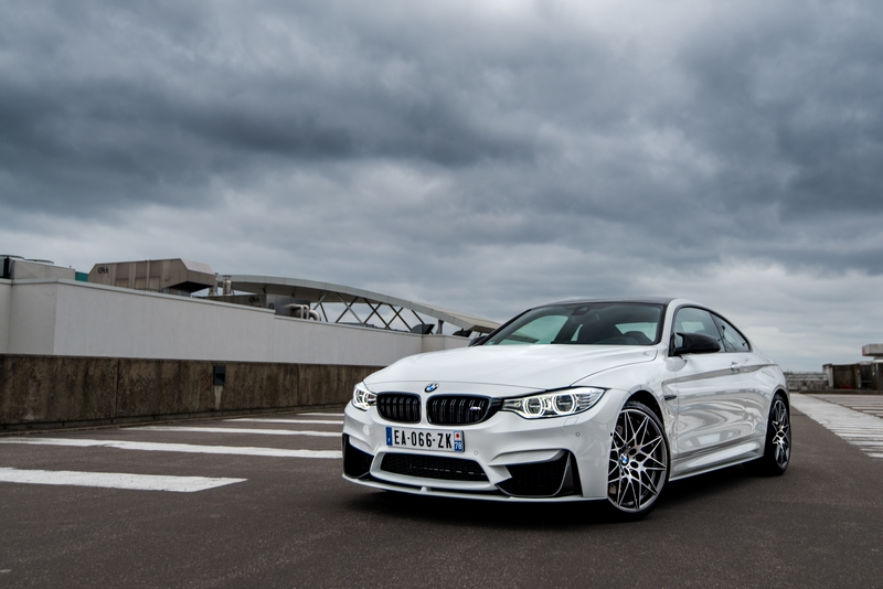 BMW M4 Coupe Tour Auto Edition 5