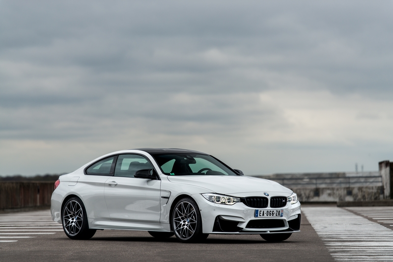 BMW M4 Coupe Tour Auto Edition 6