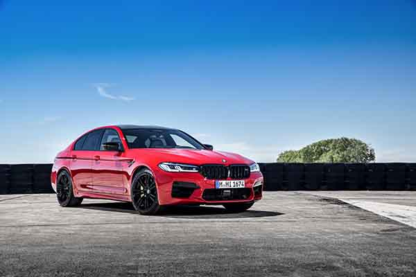 BMW Serie M5 Competition