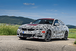 BMW Serie 3 2019 couv