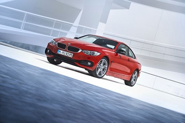 BMW SERIE 4 Coupe  6