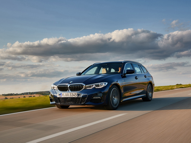 BMW Serie 3 Touring 2020 1