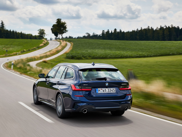 BMW Serie 3 Touring 2020 2