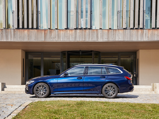 BMW Serie 3 Touring 2020 4