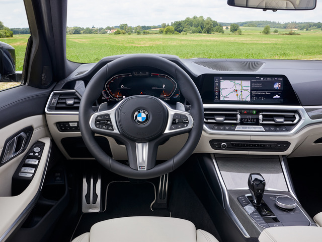 BMW Serie 3 Touring 2020 5