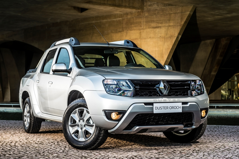 Dacia Oroch Pick up of the Year 2