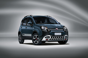 Fiatb Panda Cross 2021