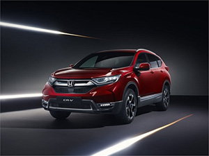 Honda CR V 2018 int