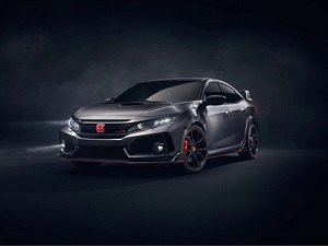 Civic Type R presentation