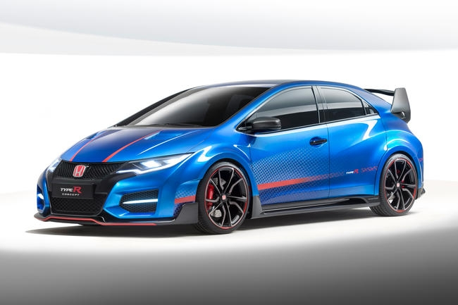 Honda Civic Concept Type R II 2