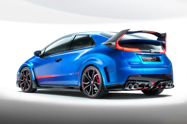 Honda Civic Concept Type R II 3
