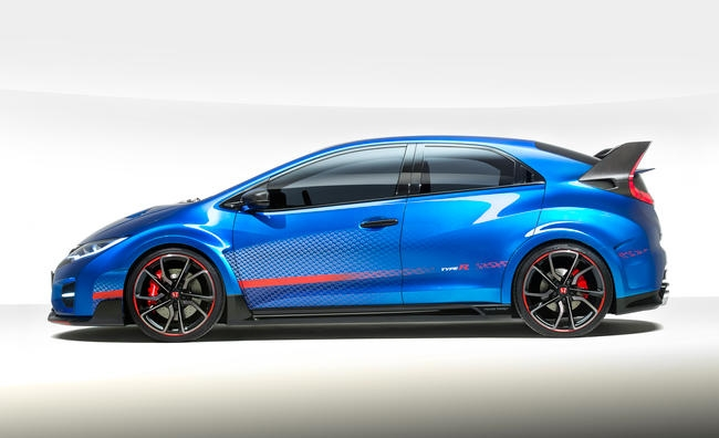 Honda Civic Concept Type R II 4