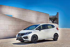 Honda Jazz Facelift 2018intr