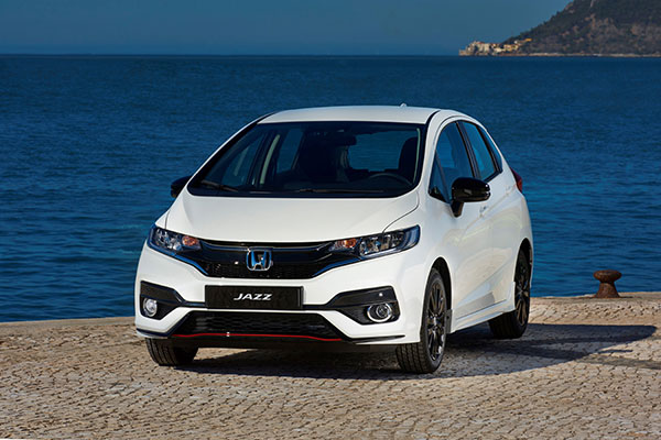 Honda Jazz Facelift 2018 2