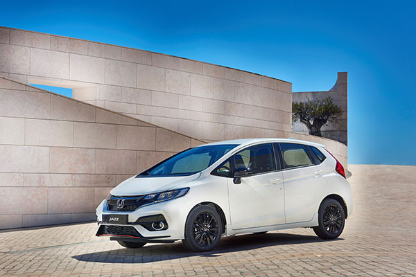 Honda Jazz Facelift 2018 3