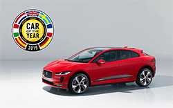 Jaguar i Pace carof the Year 2019 cov