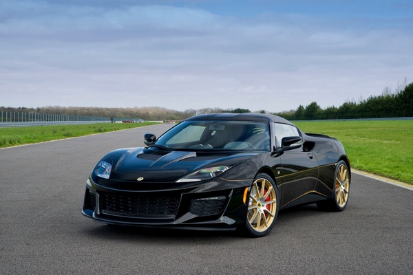 Lotus Evora 410 GP 1