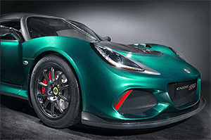 Lotus Exige Cup 430 intr