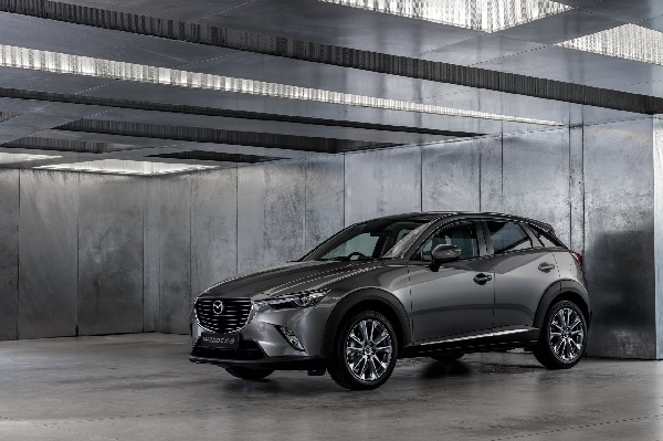 Mazda CX 3 Exclusive Edition 2