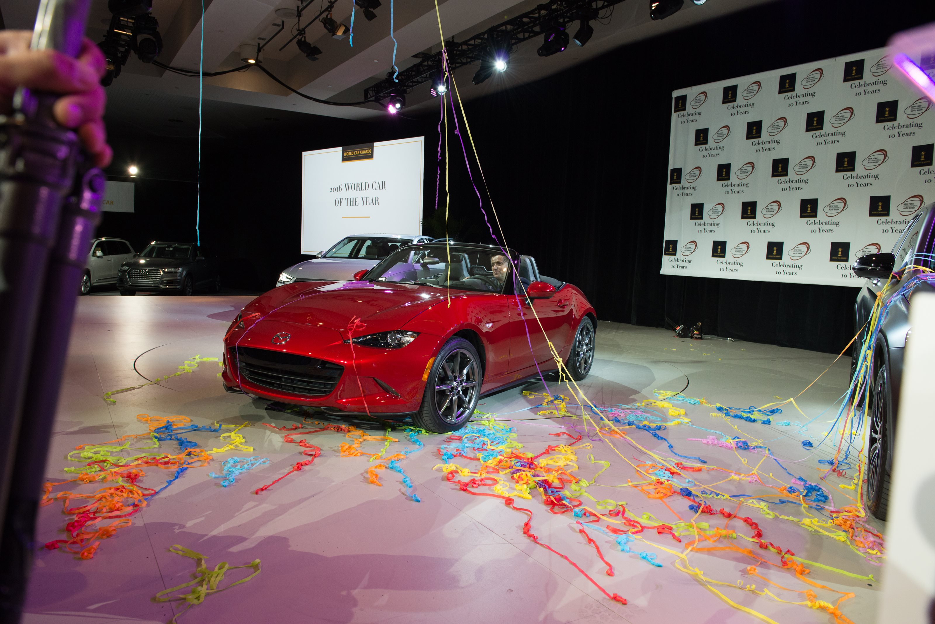 MAZDA Mx 5 World Cars of The year 2016 3
