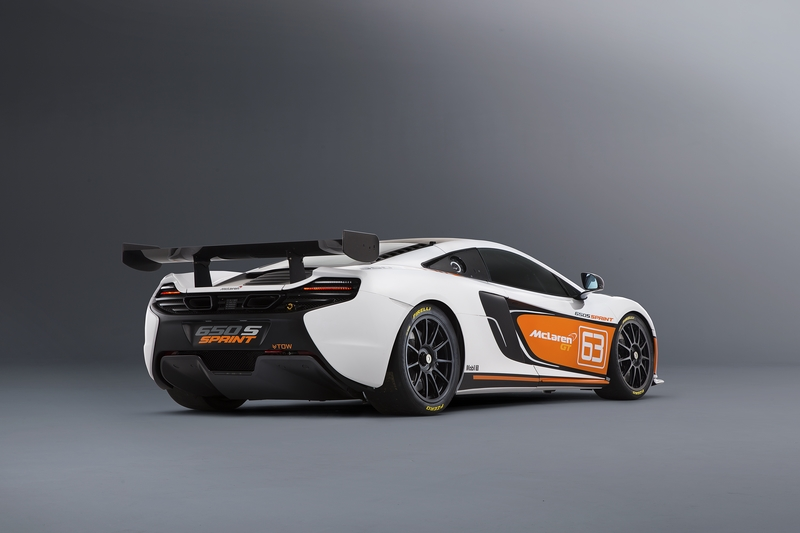 McLaren 650SGTSprint rear3q 2d-Edit