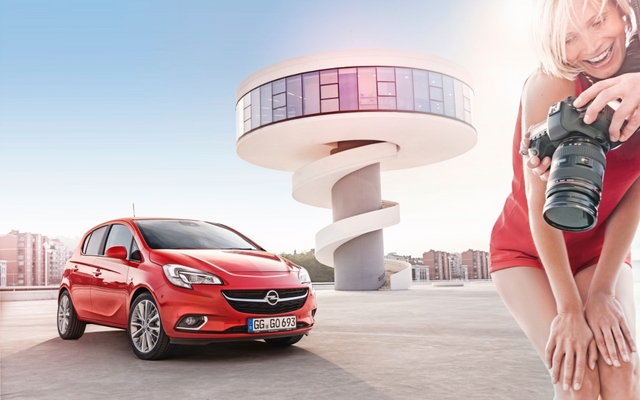 Opel Corsa 5 eme generation photo oficielle 2