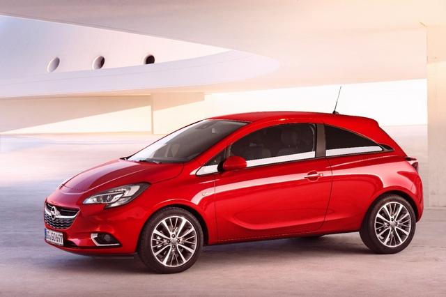 Opel Corsa 5 eme generation photo oficielle 3