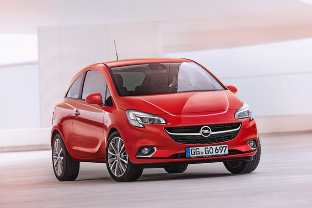 Opel Corsa 5 eme generation photo oficielle 5