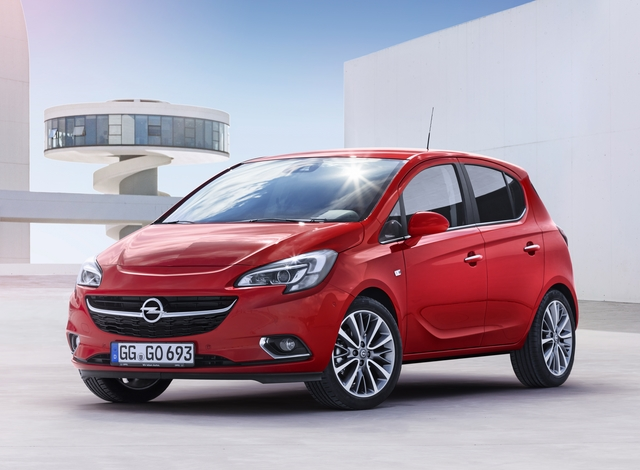 Opel Corsa 5 eme generation photo oficielle 8