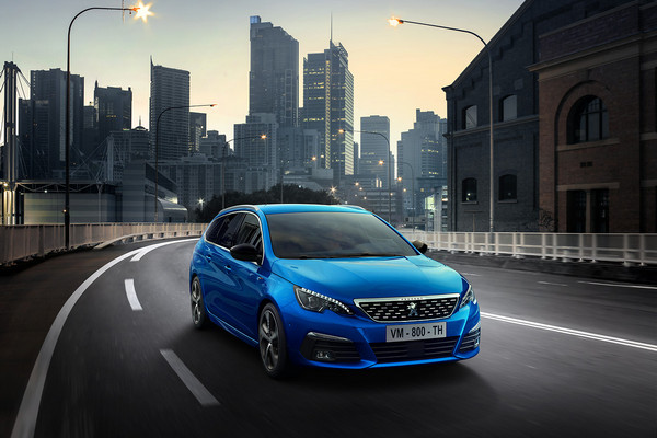 Peugeot 308 collection 2020 1