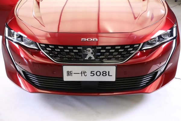 Dongfeng Peugeot 508 L 3