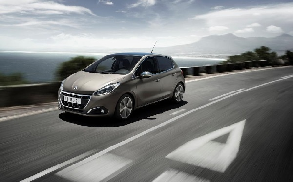 peugeot 208 icegrey BDef