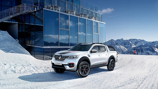 renault alaskan ice edition 2019 01
