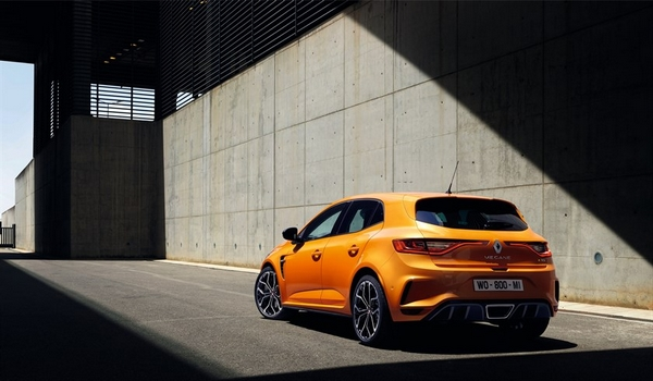 Megane RS Francfort 11