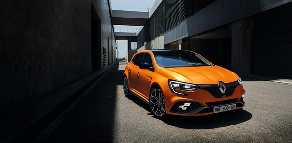 Megane RS Francfort 3