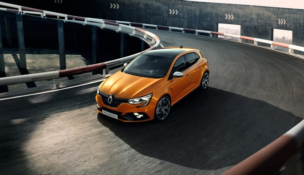 Megane RS Francfort 9