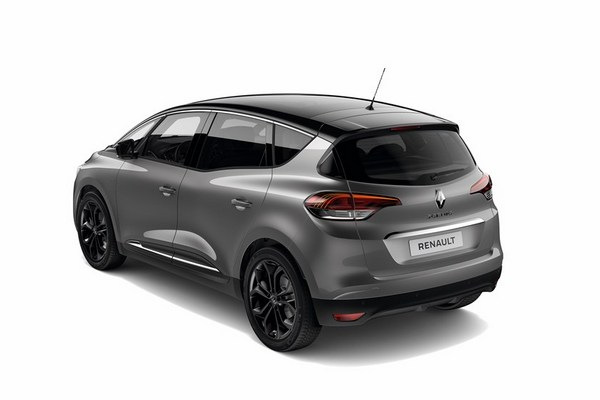 2019 Renault Scenic et Grand scenic Black Edition 1