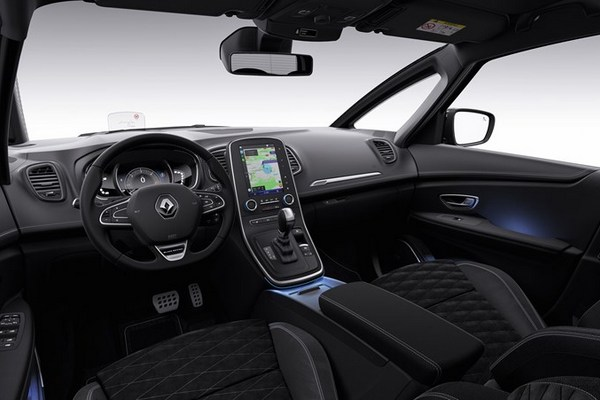 2019 Renault Scenic et Grand scenic Black Edition 3