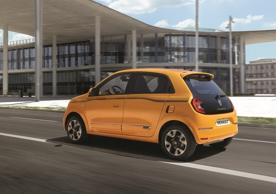 Nouvelle Renault Twingo restylee 6